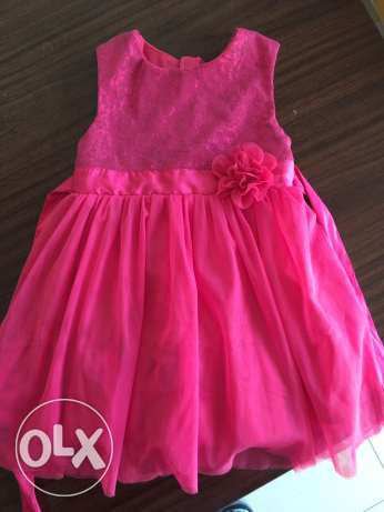Gymboree Baby dress,very beautiful, 1-3years,almost new,good condition