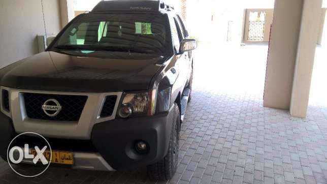 Xterra off-road 2015. (Bahwan warranty until June 2020)