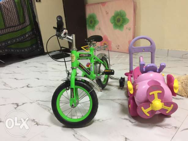 baby cycle and small baby cycle السيب -  1