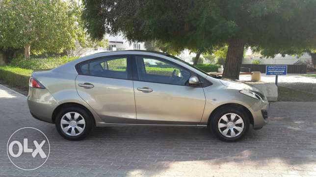 Mazda 2 . Just drive 20000 km .available instalment 70 monthly مسقط -  5