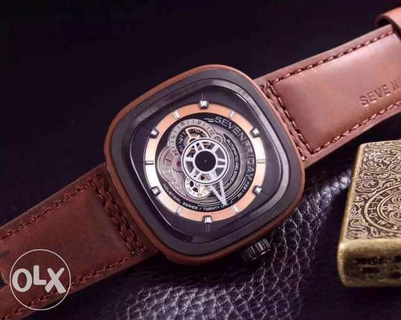 Sevenfriday watches السيب -  1