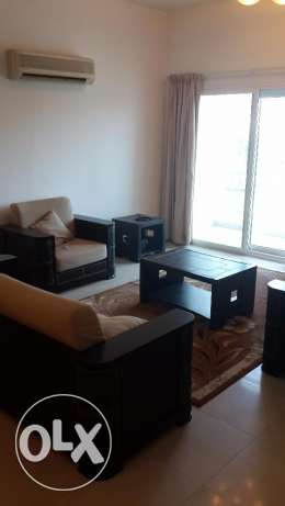 furnished flat for rent in alqurom مسقط -  1