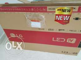 "Brnad new LG LED 49"" TV & Gas Stove"