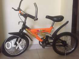 bicycle kids can ride from 5 years to 10 years (fix price 18 rail)