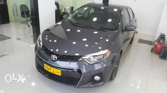 Corolla 2014 model Sport cash or finance for sale
