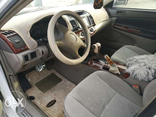 Toyota camry 2004, 4 cylinder