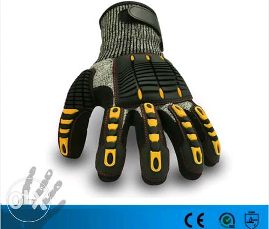 Wholesale High Quality safety gloves مسقط -  8