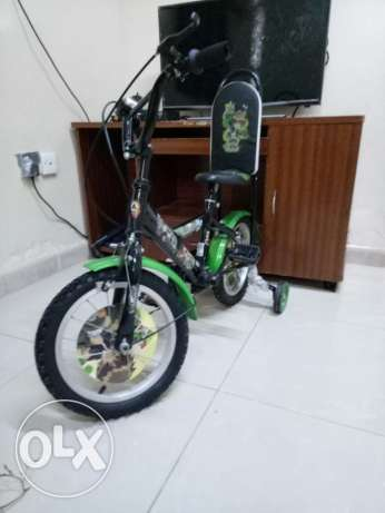 6 months old cycle in very good condition