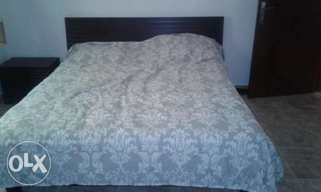 King size bed السيب -  1