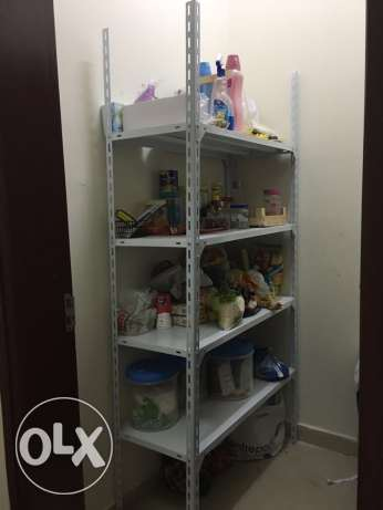 kitchen rack/storage rack for sale السيب -  1