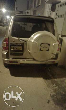 Pajero for sale model 2001 very well condition