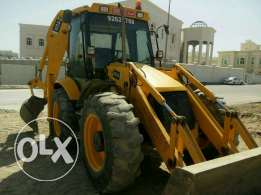 Jcb4cx for hire on daily and monthly basis