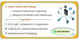 IT Tuition & services