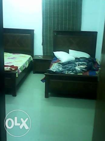 luxury fully furnished 1 BHK for rent in alkhawir near rawsco and T