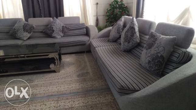 Two set Sofa / طقمين غنفات