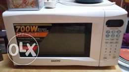 For sale tv, microwave oven, washing machine