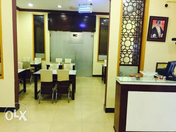 Restaurat for sale السيب -  2