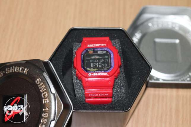 Brand new gshock for sale. Not used. Got as gift. Have same so selling السيب -  1