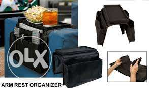 arm rest organizer مسقط -  7