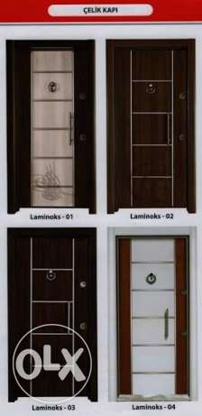 PVC windows, PVC doors, steel doors, wooden doors, shower, work is don مسقط -  6