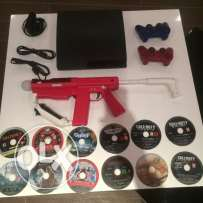 PS3 + full move accessories