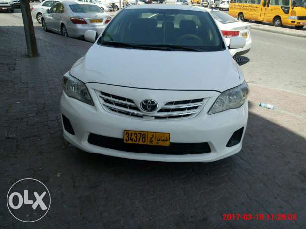 Corolla 2012, Automatic on good condition