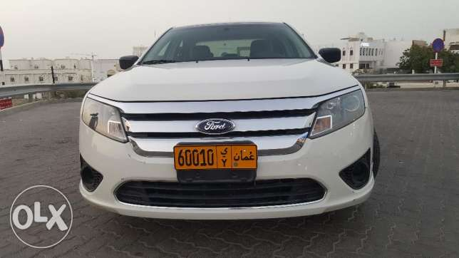 Ford Fusion 2012 GCC Specs in Perfect Condition