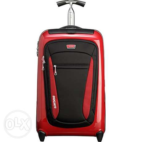 Tumi Ducati Evoluzione International Carry-On Luggage, Like New