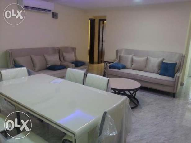 Full Furnished Luxurious 2 BHK flat for rent in the Al Mouj,( Wave)