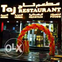 Low rent restaurant only 1200