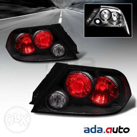 Lancer Modified Tale Lights. Can be installed on models ranging from 2