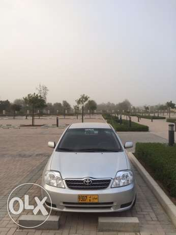 Toyota Corolla 1.8 Xli model 2002 Full Automatic in Excellent conditio السيب -  1