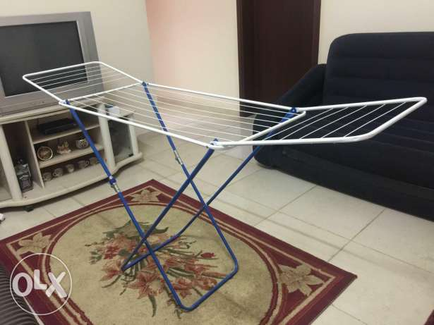 Used clothes dryer in good condition مسقط -  1