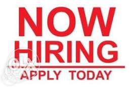 Female sales executive required