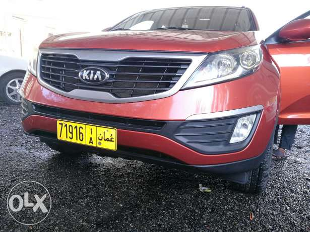 Kia sportage good car المصنعة -  4