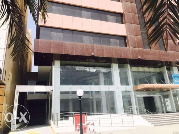 Big Showroom Space For Rent in Mouj Street ( Wave ) Mawale