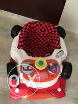 Baby walker & rocker (For immediate sale)