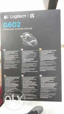 Gaming Mouse Logitech G602 (new) السيب -  2