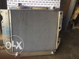 radiators of all vehicles available with Ac condenser