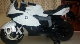 BMW Rechargeable bike