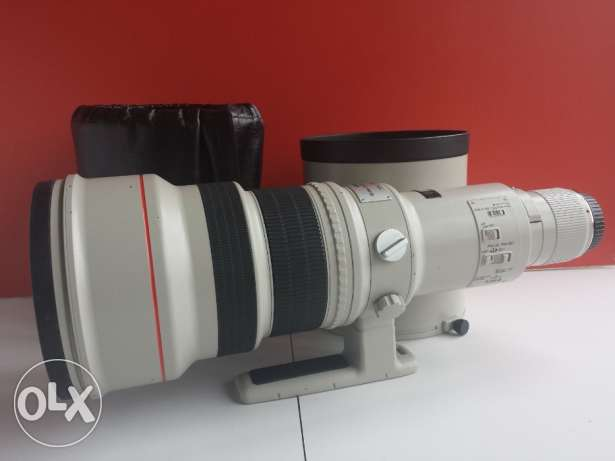 Canon 600mm F4 L USM + Canon 2X ii extender