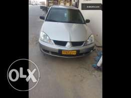 Car For Sale Mitsubishi lancer 2008 model