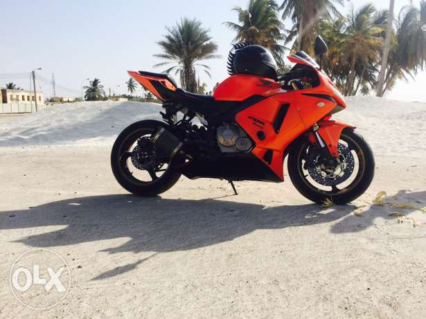 honda cbr 2007 for sale