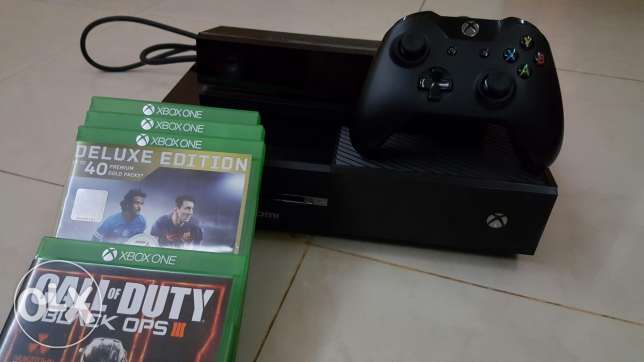 Xbox one for sale مسقط -  5