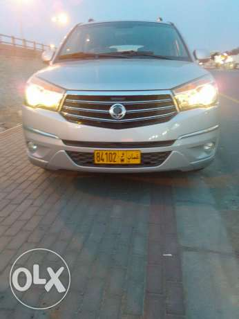 ssang yong 2015 for sale