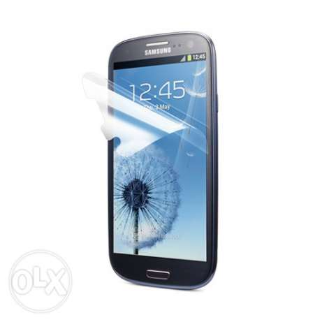 samsung s3 screen only (two parts) 20 OR مسقط -  1