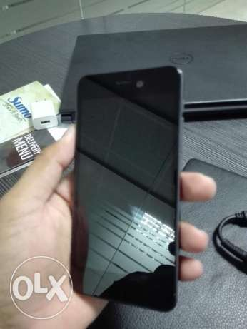 Smart phone Black Colour LAVA Iris Pro 30+ for sale مسقط -  2