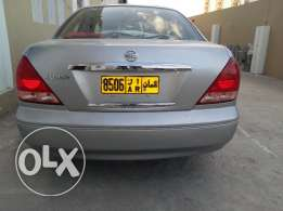 Nissan sunny exsaloon 2005 model Only serious buyers contact