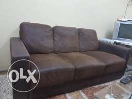 7 seater sofa set. V good condition
