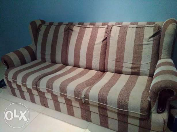 Branded Sofa - 3 Seater - Furniture